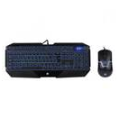 COMBO TECLADO E MOUSE HP GAMER - GK1100 BLACK
