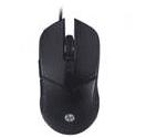 MOUSE GAMER HP - G260 BLACK - 1000 - 2400 DPI